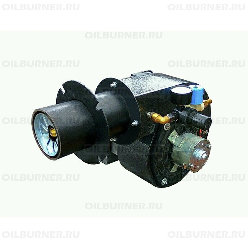 ECO-Fire 50 мощность до 50 кВт с топливоподающим агрегатом.
